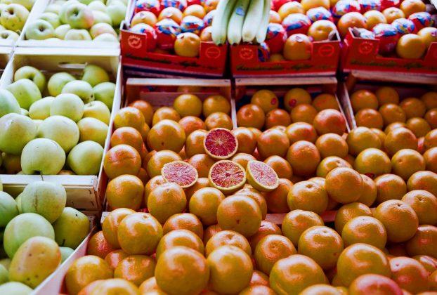 Organic food stores